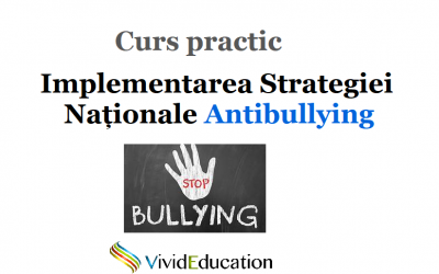 Curs online Antibullying